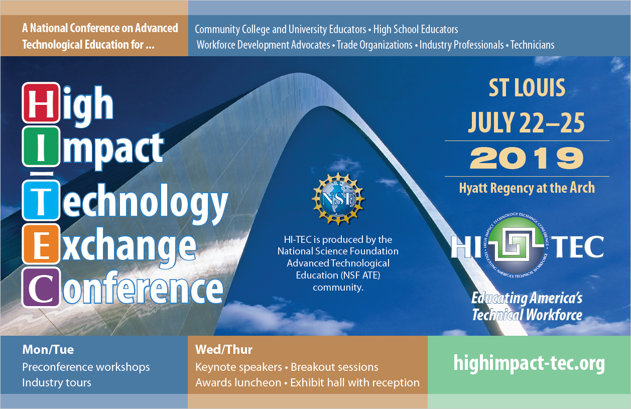 2019 High Impact Technology Exchange Conference (HI-TEC)