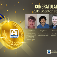 Congratulations to the four selected 2019 Mentor Fellows