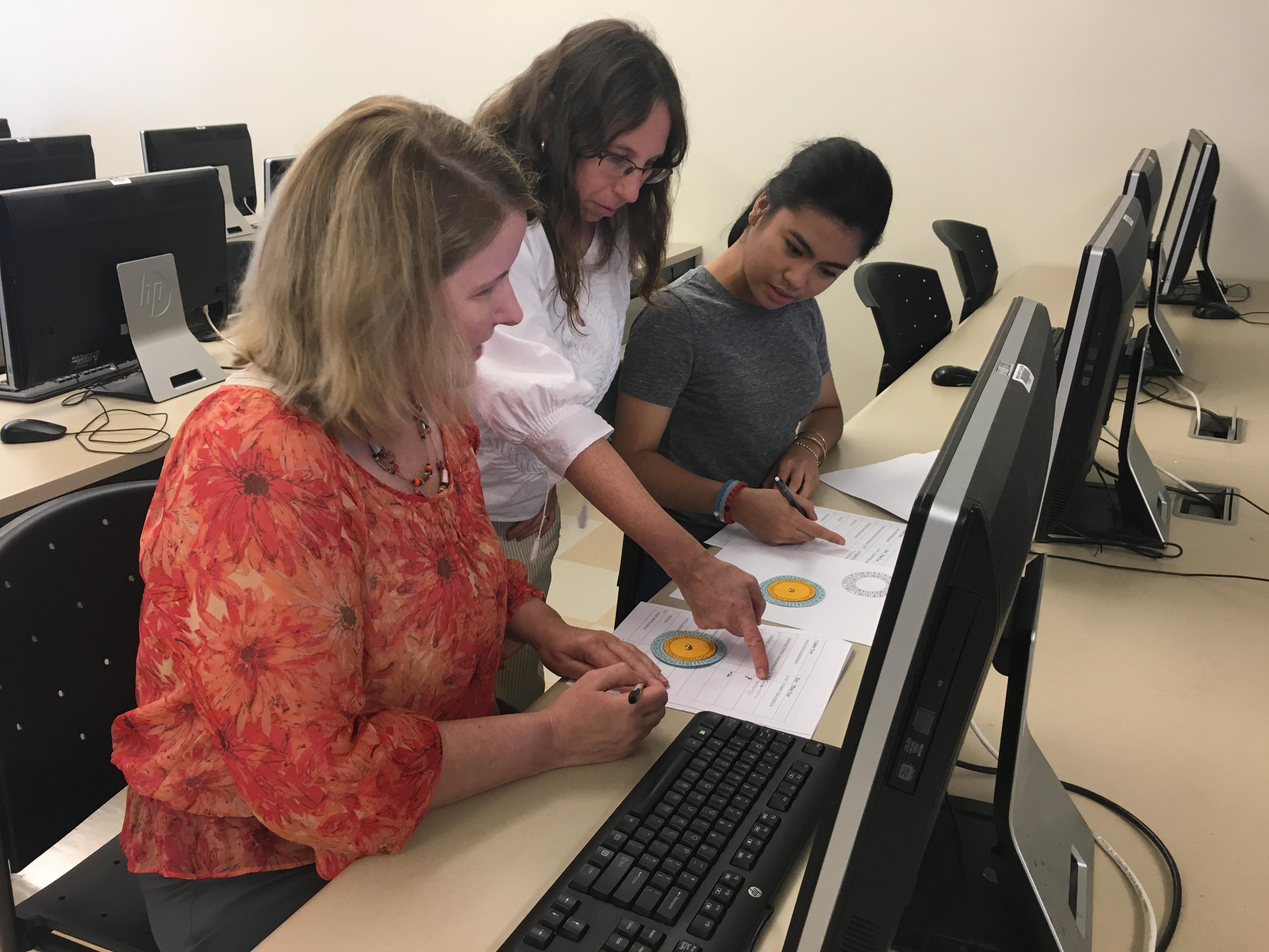 Elizabeth Hawthorne Explains 2 On-ramps to ATE Program